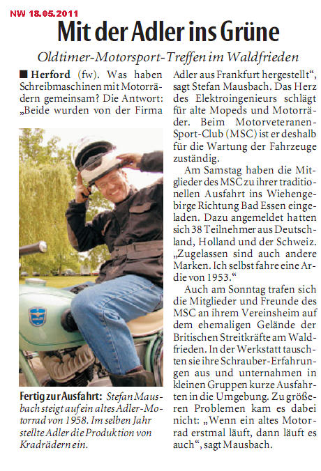 Nw herford news